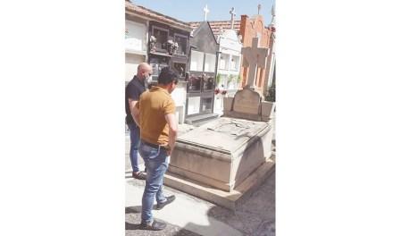 Iniciados los trámites en Albudeite para trasladar restos del párroco Don Alfonso