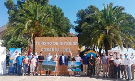 Turismo presenta en Cehegín la campaña 'Reencuéntrate en la Región de Murcia', para reactivar los destinos de interior