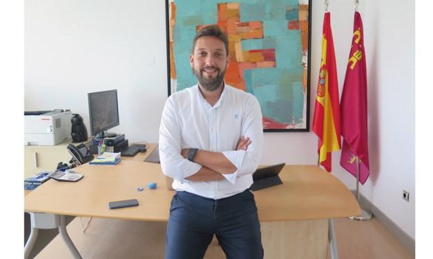 """Juan Francisco Martínez, director general ITREM: """"Es importante que los propios murcianos redescubramos la región"""""""