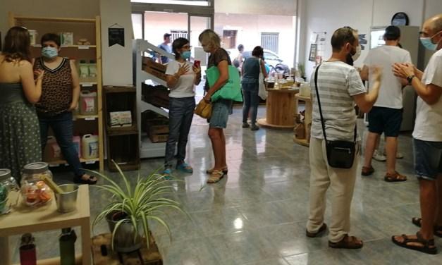 """Abre sus puertas el proyecto ecológico """"La Artesa"""" en Bullas"""