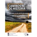 La exposición 'Caminos de historia' muestra la riqueza del patrimonio natural del campo de Caravaca y pone en valor la actividad agrícola y ganadera que en él se desarrolla