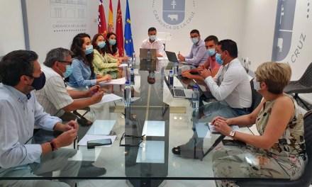 El Ayuntamiento de Caravaca celebra una Junta de Gobierno Local para poner en marcha nuevas medidas de prevención y contención de la pandemia