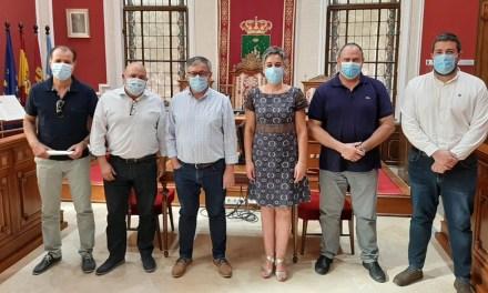Calasparra, Cieza y Hellín acuerdan comenzar a trabajar en conjunto en la Vía Verde del Camarillas