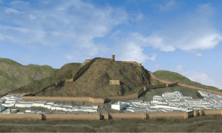Las murallas medievales de Mula