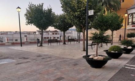 La concejalía de Obras y Servicios de Cehegín acomete diferentes actuaciones en espacios públicos del municipio