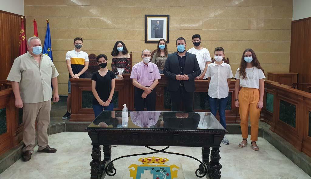 La Fundación Galindo de Calasparra entrega de sus becas anuales