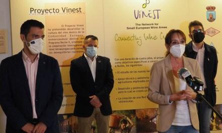 El Eurodiputado Marcos Ros visita Bullas para informar de las ayudas europeas destinadas a los municipios