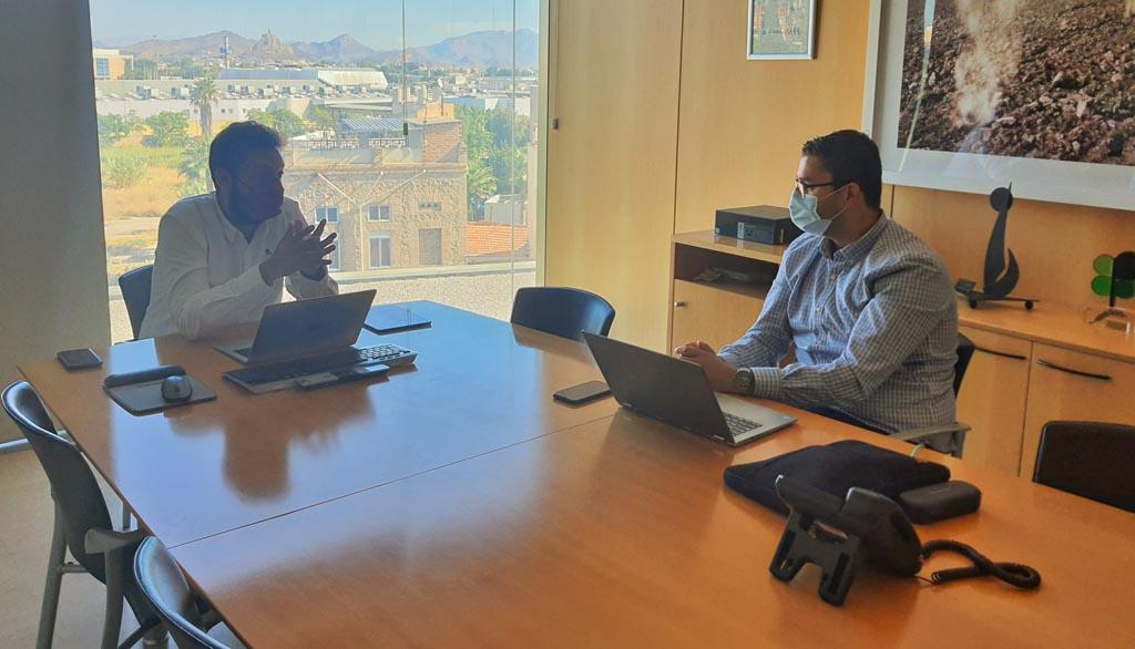 Caravaca de la Cruz materializa la fase preliminar para entrar en la red de Destinos Turísticos Inteligentes de España