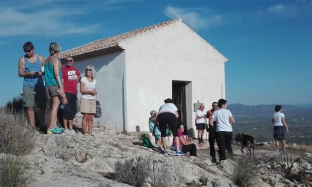 Subida el domingo 27 a la Ermita de la Sierra de San Miguel en Calasparra