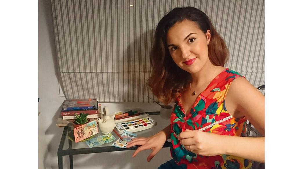 El arte y el patrimonio de Mula de la mano de Irene Orcajada Ramírez en #BilletesDeAquí