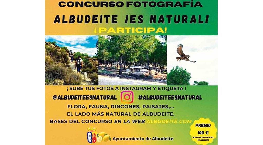 Albudeite muestra su lado 'más natural' a través de la fotografía