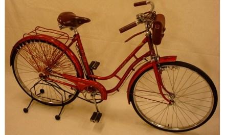 Nunca tuve una bicicleta propia