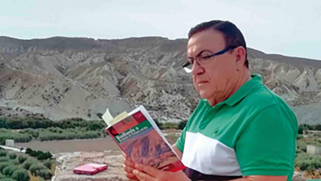 Miguel Gómez: «Nuestra comarca tiene una historia y paisajes naturales de gran belleza pero nuestros badlands, son únicos»