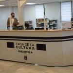 El Ayuntamiento de Caravaca finaliza la primera fase de la reforma de la Casa de Cultura