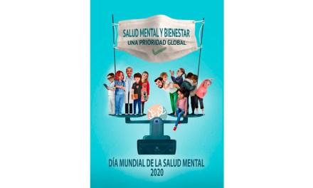 """Afemnor celebra el Día Mundial de la Salud Mental bajo el lema """"Salud mental y bienestar. Una prioridad global»"""