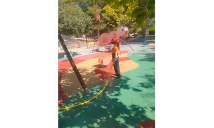 Reabren los parques infantiles de Cehegín