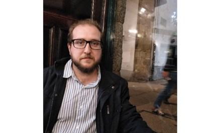 Antonio F. Jiménez, ganador del concurso de historias rurales de la revista Zenda