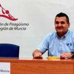 César Reales: «Nos marcamos como objetivo llegar a los mil federados en piragüismo en la región»