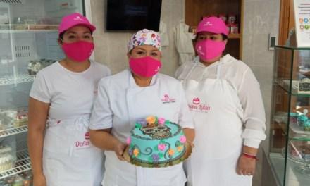 La repostería Doña Luisa trae los sabores de Bolivia a Caravaca