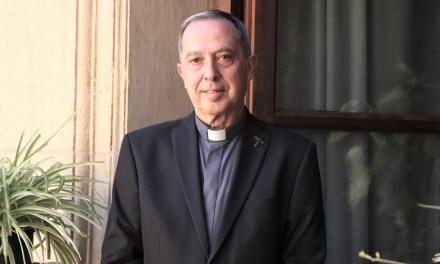 Mons. Valera realizará el viernes su profesión de fe y juramento de fidelidad a la Iglesia
