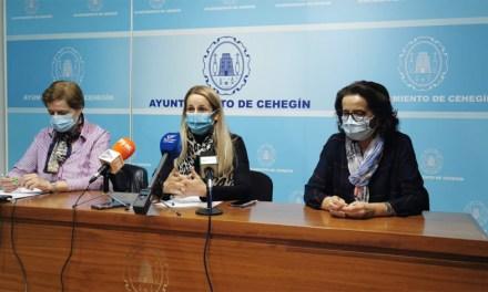 Alicia del Amor: «pido a todos los cehegineros que se autoconfinen voluntariamente»