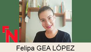 Colaboradora Felipa Gea López
