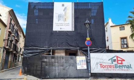 El proyecto de rehabilitación de la Casa de San Juan de la Cruz ya es una realidad con el inicio de las obras de consolidación, cubierta y fachadas