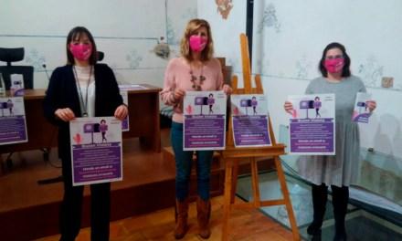 Concluyen en Mula las actividades del 25N con la presentación del Buzón Violeta