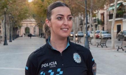 Esperanza Caro, Policía Local en Bullas: «La policía para mí es algo más que un trabajo»