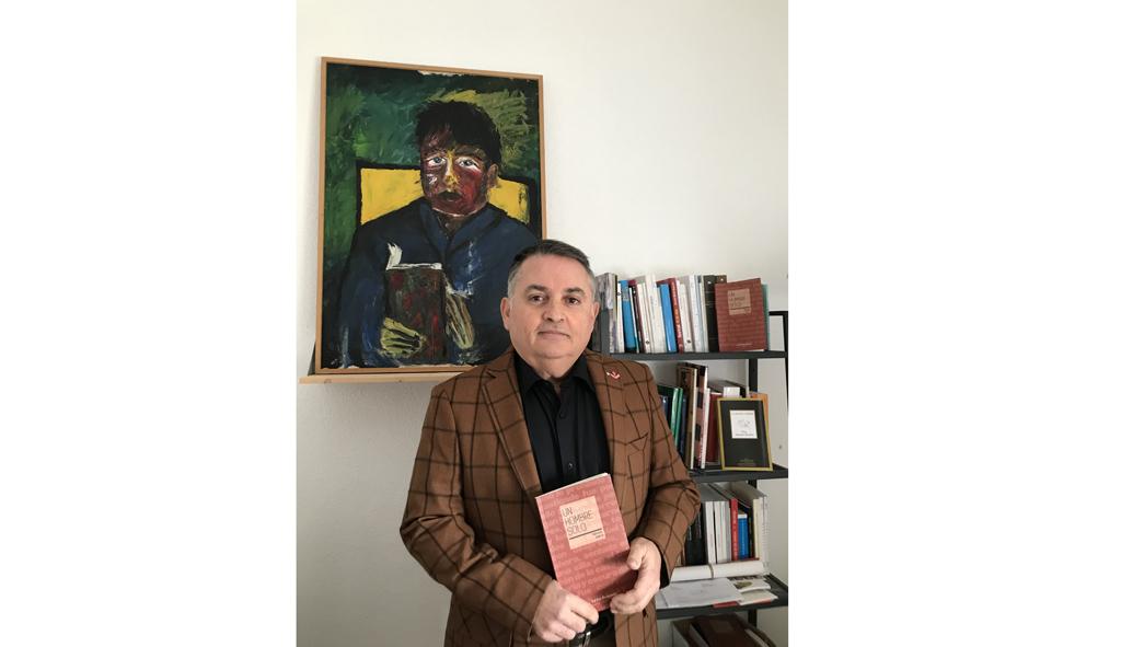 """Pascual García: """"Escribo para vivir"""""""