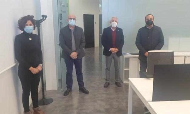 """El concejal de Empleo de Cehegín se reúne para poner en marcha el programa del SEF """"100×100"""" Activación»"""
