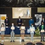 El Ayuntamiento de Caravaca entrega los premios literarios Albacara en un acto adaptado a las medidas sanitarias que el público pudo seguir online