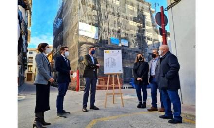 Los vecinos de Caravaca de la Cruz podrán recibir hasta 486.000 euros para mejorar sus viviendas y revitalizar el centro histórico