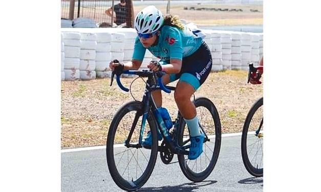 Marta López, la misma pasión que cuando comenzó a correr en bici con 5 años