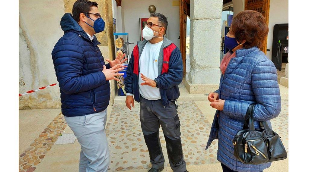 El Ayuntamiento de Caravaca realiza la segunda fase de las obras de mejora y actualización de la Red de Museos