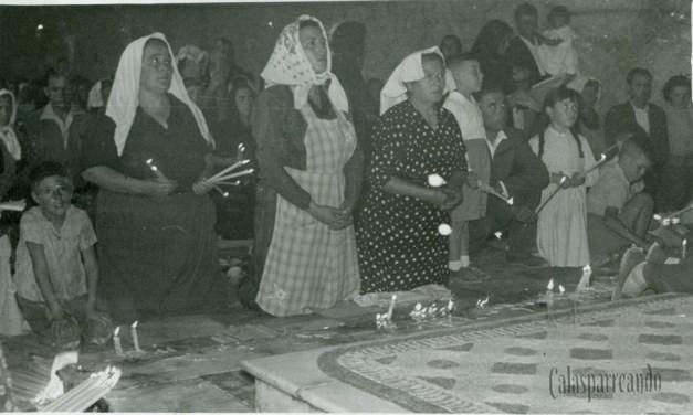 Ex-votos en el Santuario Virgen de la Esperanza
