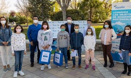 El colegio El Salvador es el ganador de la categoría de centros del concurso del 'Día Mundial del Agua', con mil euros para material escolar