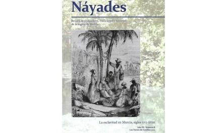 La esclavitud en el Noroeste, objeto de estudio de Jesús Navarro Egea