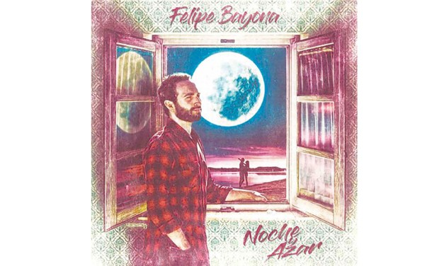 El muleño Felipe Bayona presenta su nuevo disco, 'Noche y Azar'