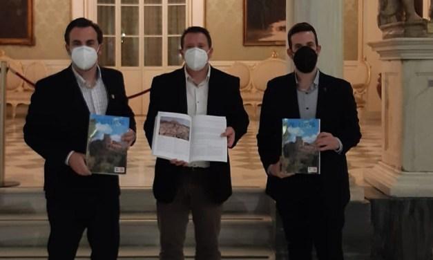 Mula colabora en la revista monográfica dedicada a los Castillos de la Región de Murcia