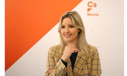 """Ana Martínez Vidal, coordinadora de Ciudadanos: """"Somos buenos socios pero malos cómplices con la corrupción"""""""