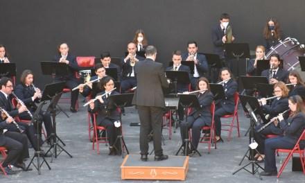 Concierto de Semana Santa de la Asociación Banda de Música de Calasparra
