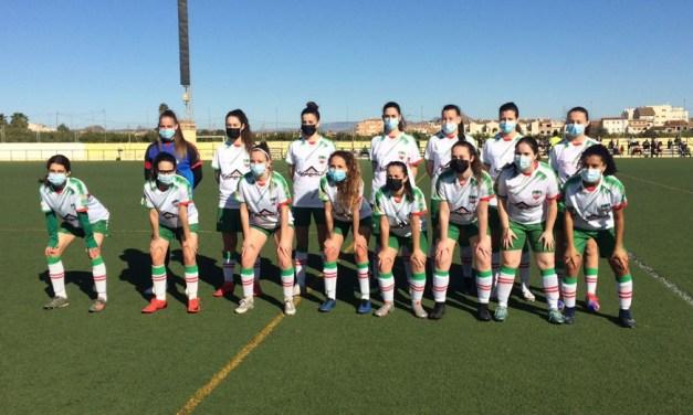 El fútbol femenino florece en Cehegín
