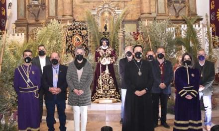 La Cofradía de Nuestro Padre Jesús Nazareno de Calasparra conmemora el tradicional Prendimiento de una manera diferente y única