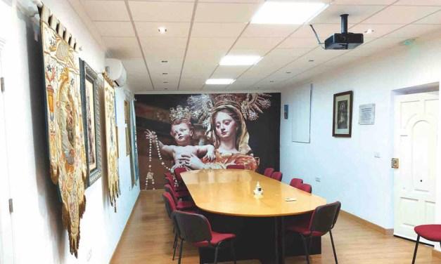 Información turística y sala de exposiciones en el convento de la Virgen de las Maravillas