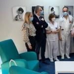 El centro de salud de Cehegín estrena una sala de lactancia materna