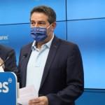 """Buendía: """"A Conesa no le importan los municipios, si no se habría rebelado contra Sánchez por ahogar a los ayuntamientos al condenarlos sin fondos"""""""
