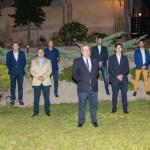 Luis Melgarejo Armada presenta al equipo que integra su candidatura a hermano mayor de la Real e Ilustre Cofradía de la Stma. y Vera Cruz