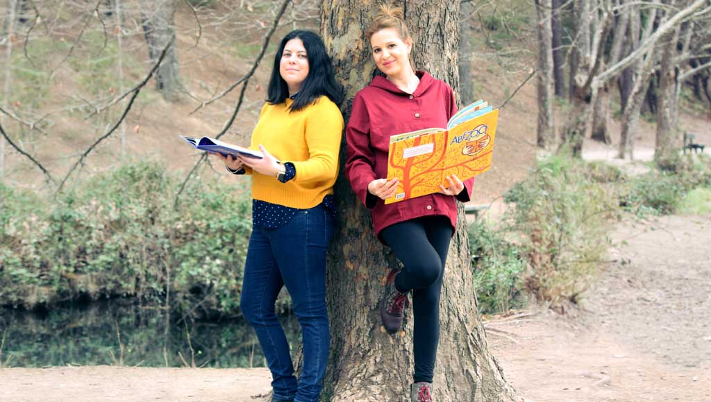 Este jueves Los Molinos del Río Segura acoge la presentación de «Educar a través de los cuentos» de Maribel Roríguez y Celia Zafra