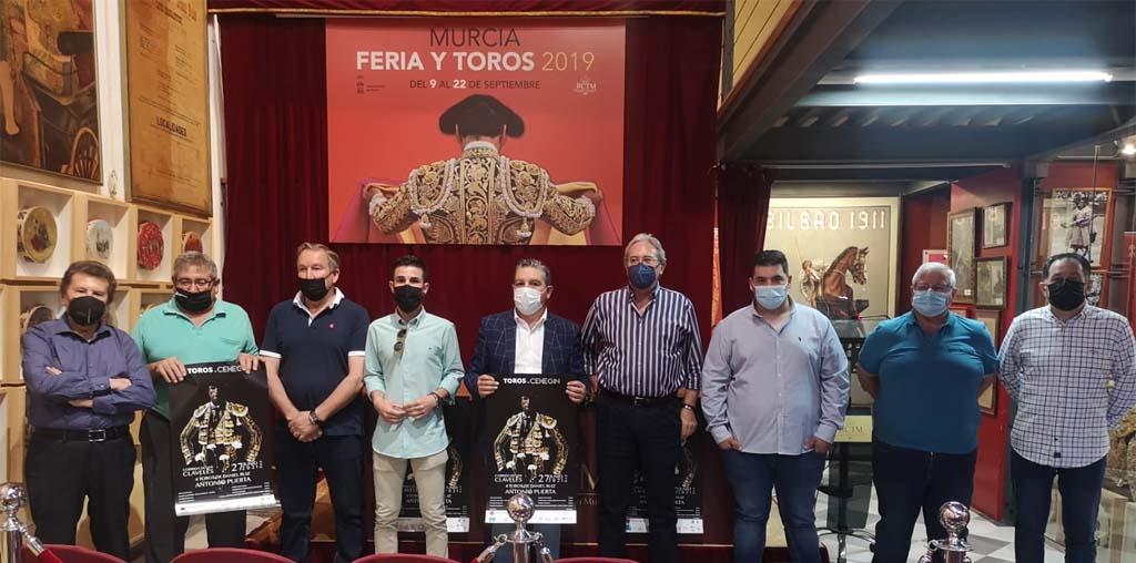 José Muñoz de Maya: «Queremos que las asociaciones y los aficionados recuperen la voz que merecen»